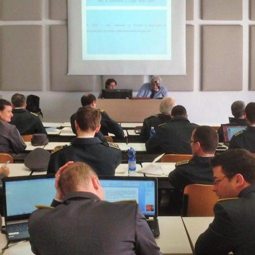 Seminario alla Scuola di Polizia Tributaria - Legale SPT